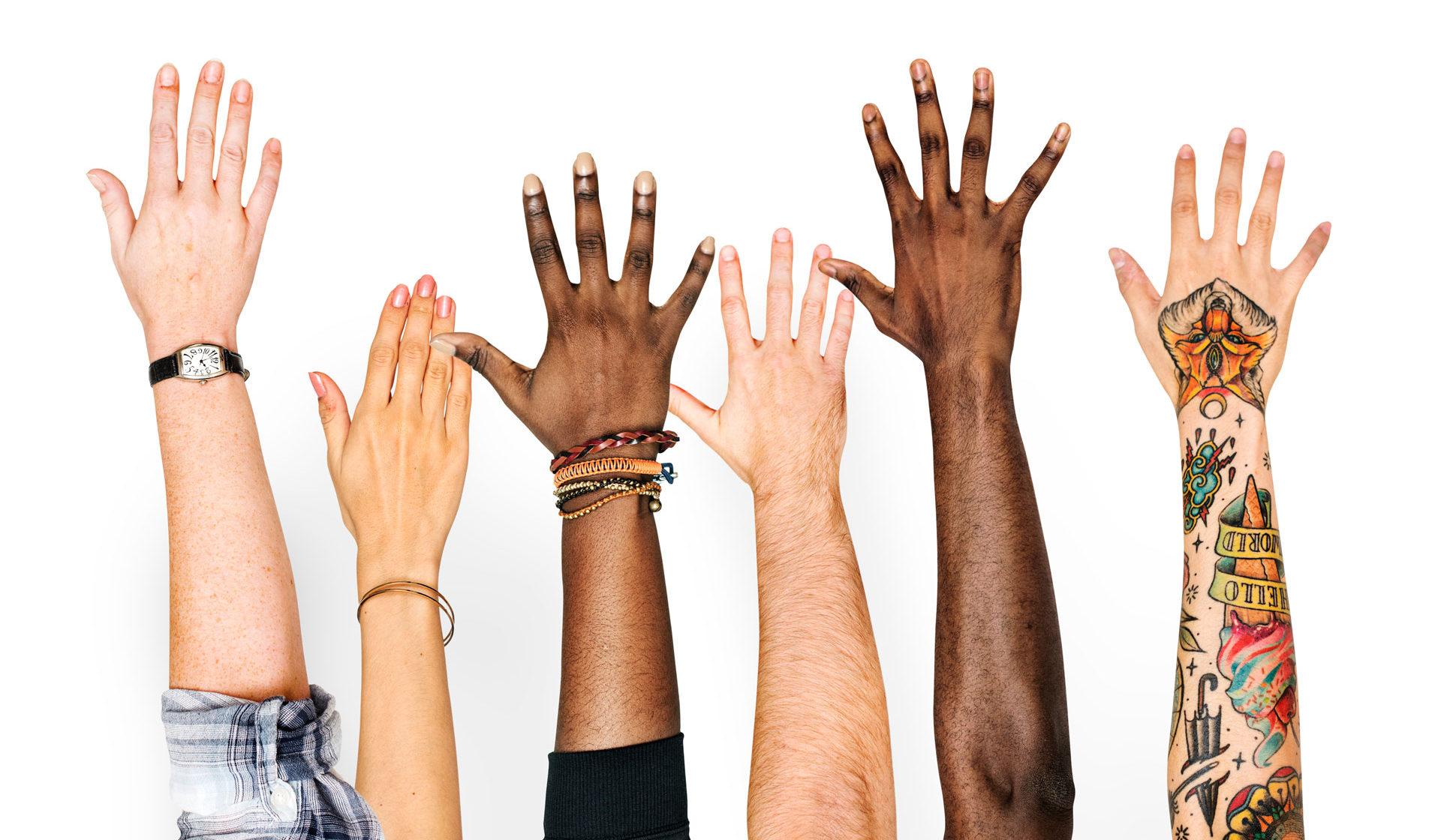 diversity-hands-raised-up-gesture-PRJCKBR
